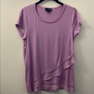 THE LIMITED LAVENDER DRESSY TEE 💕